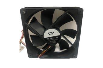 WideTech 120mm OEM Case Fan - Black [WT-F12A]