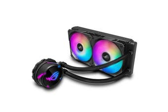 Asus ROG STRIX LC 240 RGB All-In-One Liquid CPU Cooler With Aura Sync (2x120mm Fans)