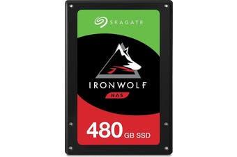 "SEAGATE IRONWOLF 110 480GB SSD 2.5"" SATA [ZA480NM10011]"