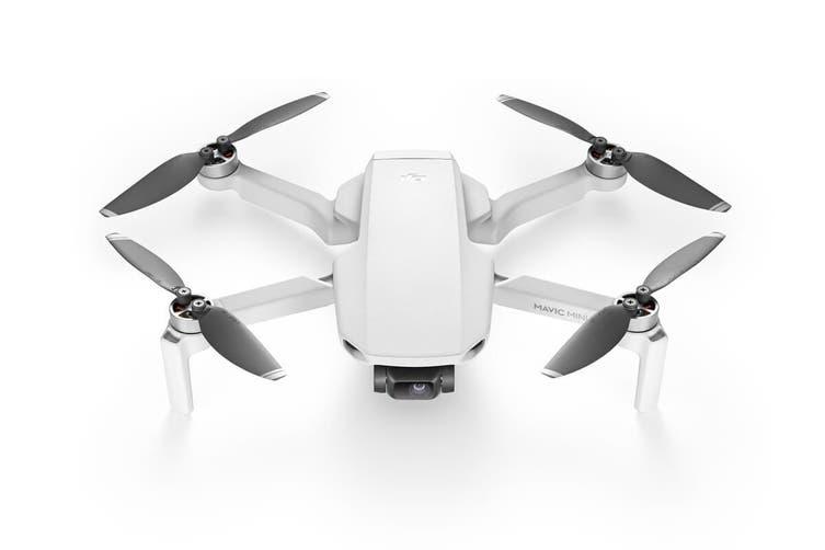 DJI Mavic Mini UltraLight FlyCam/Drone - White