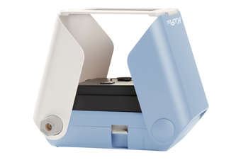 TOMY KiiPix Portable SmartPhone Picture Printer - Sky Blue