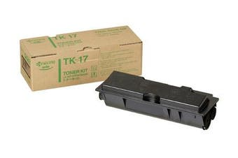 Kyocera Mita TK-17 Black Toner Cartridge