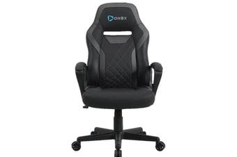 ONEX GX1 Series Gaming Chair - Black [ONEX-GX1-B]