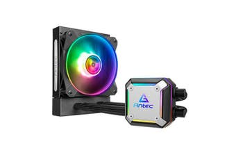 Antec Neptune 120 All-in-One ARGB Advanced Liquid CPU Cooler (1x120mm fan) [NEPTUNE-120ARGB]