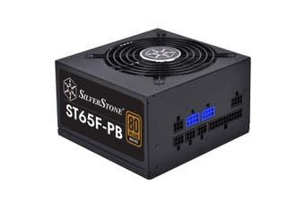SilverStone StridePlus 24/7 650W 80+ Bronze Power Supply