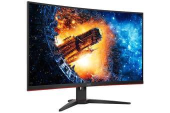 "AOC CQ32G2E 31.5"" Curved QHD 144Hz 1ms Gaming Monitor"