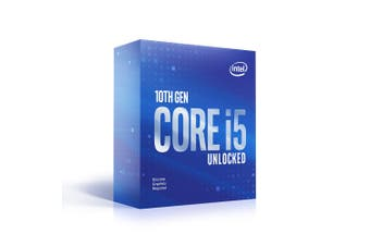 Intel Core i5-10600KF 4.1Ghz LGA 1200 CPU Processor [BX8070110600KF]