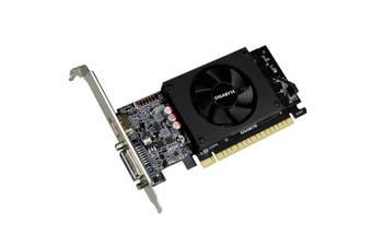 Gigabyte GF GT710 1GB DDR5 PCIe Graphic Card [GV-N710D5-1GL]