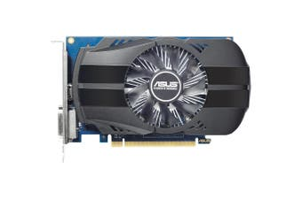 Asus GT1030 2GB OC PH GDDR5 2GB Graphics Card [PH-GT1030-O2G]