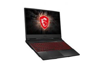 "MSI GL65 Leopard 10SCXR 15.6"" 120Hz Gaming Laptop i7 16GB 512GB GTX1650 W10H"