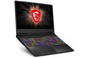 "MSI GL65 15.6"" FHD Laptop, i7/RTX2060/16GB/512GB/W10H"