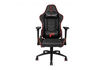 MSI MAG CH120X Steel Framework Ergonomic Gaming Chair - Black/Red