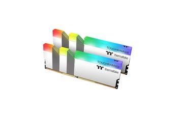 Thermaltake TOUGHRAM RGB 16GB(2x8GB) DDR4-3600 Memory - White [R022D408GX2-3600C18A]