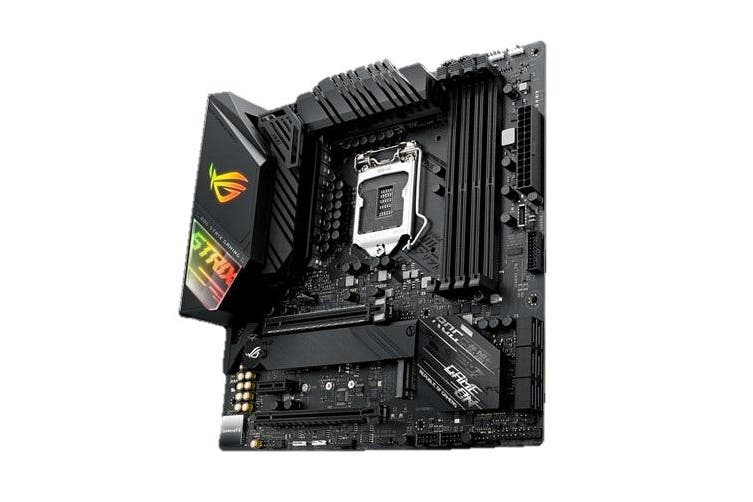 Asus Strix Z490-G Gaming WiFi Micro-ATX Motherboard [ROG STRIX Z490-G GAMING(WI-FI)]