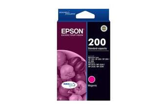 Epson 200 DURABrite Ultra - Magenta Ink Cartridge