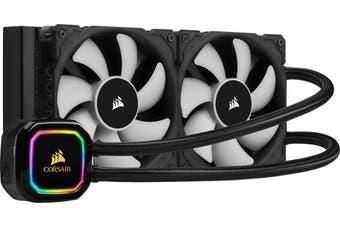 Corsair iCUE H100i RGB Pro XT 240mm Liquid CPU Cooler [CW-9060043-WW]