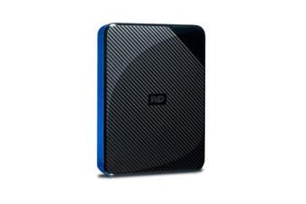 Western Digital Gaming Drive For Playstation 4TB - Black [WDBM1M0040BBK-WESN]