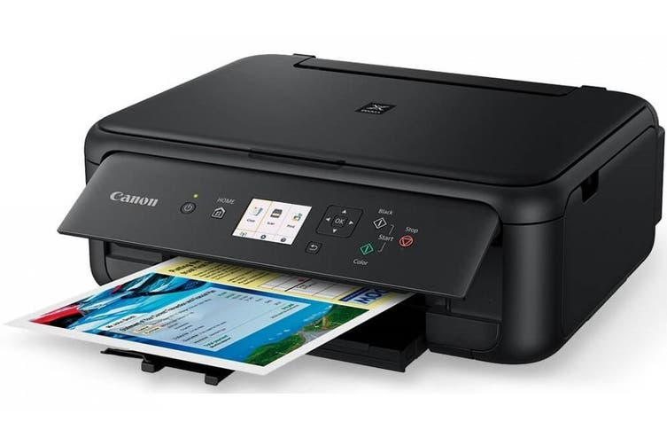 Canon PIXMA TS5160 All-In-One Home Printer WIth Wi-Fi [TS5160BK]
