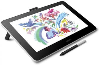 Wacom One Creative Pen Display Tablet [DTC133W0C]