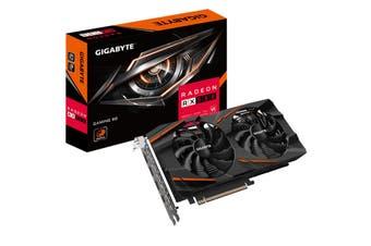 Gigabye Radeon RX580, Rev 2.0, 8G Gaming Graphic Card [GV-RX580GAMING-8GD]