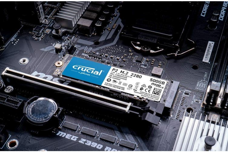Crucial P2 250GB M.2 PCIe NVMe SSD [CT250P2SSD8]