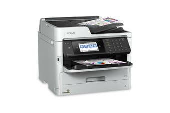 Epson Workforce Pro WF-C5790 Colour Inkjet MultiFunction Network Business Printer (Print/Copy/Scan/Fax) [C11CG02501]