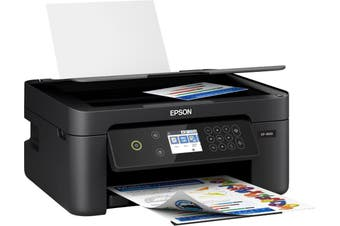 Epson XP-4100 Expression Home Colour Inkjet Small-in-One MultiFunction Printer (Print/Copy/Scan) [C11CG33504]