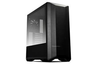 Lian Li LanCool II Mesh E-ATX Tempered Glass Computer Case - Black [LAN2MPX]