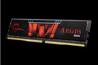 G.Skill AEGIS 16GB(1x16GB) DDR4-3000 RAM [F4-3000C16S-16GISB]