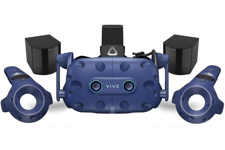 HTC Vive Pro Virtual Reality (VR) Eye Kit [99HARJ003-00]