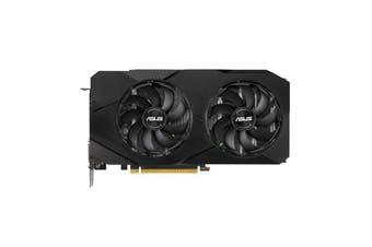 Asus GeForce GTX 1660 Ti Dual OC 6GB Graphic Card [DUAL-GTX1660TI-O6G-EVO]
