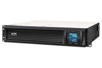 APC Smart-UPS C 1000VA 2U Rackmount 230V 600W [SMC1000I-2UC]