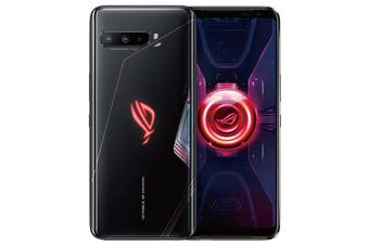 ASUS ROG Phone 3, 5G/512GB, Black [ZS661KS-6A025WW]