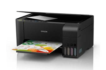 Epson EcoTank ET-2710 InkJet Multi-Function Colour WiFi Printer (Print/Copy/Scan) [C11CG86508]