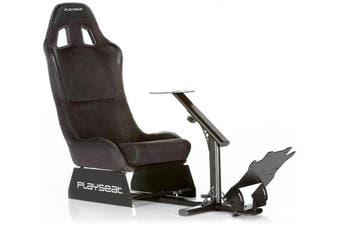 Playseat Evolution Alcantara Racing Seat - Black [PSEVOAB]