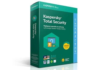 Kaspersky Total Security 3 Devices 1-Year AntiVirus Software [KL1949EOCFS]
