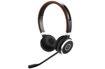 Jabra EVOLVE 65 UC Stereo Bluetooth Headset [6599-829-409]