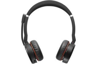 Jabra Evolve 75 MS Stereo ANC Bluetooth Headset [7599-832-109]