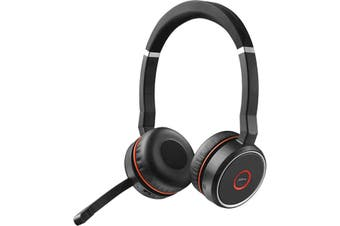 Jabra Evolve 75 UC Stereo ANC Bluetooth Headset [7599-838-109]