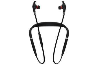 Jabra Evolve 75e UC ANC Bluetooth In Ear Headset w/Bult In Mic [7099-823-409]