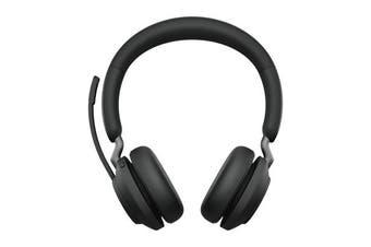 Jabra Evolve2 65 UC Stereo USB Bluetooth Headset [26599-989-999]