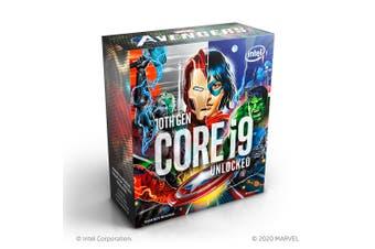 Intel Core i9-10850K Avengers Limited Edition Processor [BX8070110850KA]