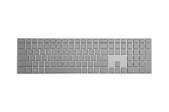 Microsoft 3YJ-00013 keyboard Bluetooth QWERTY English Grey