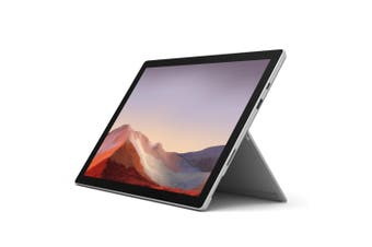 "Microsoft Surface Pro 7, 12.3"" i5-1035G4, 16GB, 256GB SSD, Windows 10 Professional - Platinum [PVS-00007]"