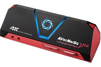AVerMedia Live Gamer Portable 2 Plus video capturing device USB 2.0 [61GC5130A0AH]