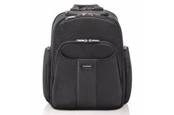 "Everki VERSA 2 notebook case 35.8 cm (14.1"") Backpack Black [EKP127B]"