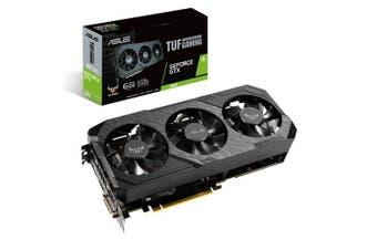 ASUS TUF Gaming TUF3-GTx1660-6G-GAMING NVIDIA GeForce GTx 1660 6 GB GDDR5 [TUF 3-GTx1660-6G-GAMING]