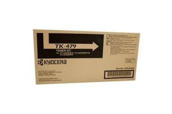 Kyocera TK-479 Toner Cartridge Original Black