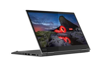 "Lenovo ThInkPad X1 Yoga UltraPortable 14"" WQHD Touchscreen laptop, i7-10510U, 16GB RAM, 512GB SSD, Windows 10 Pro [20UCS0MK00]"