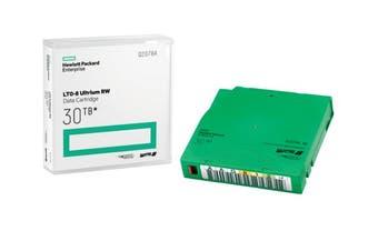 Hewlett Packard LTO-8 Ultrium 30TB RW Data Cartridge 12000 GB 1.27 cm [Q2078A]